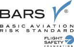 Basic Aviation Risk Standard Logo