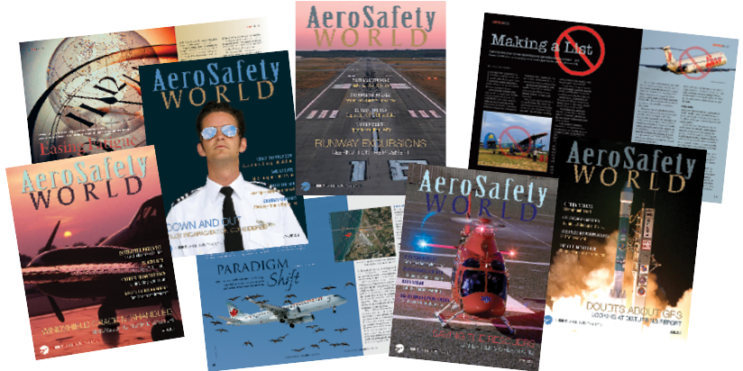 Past Issues of ASW