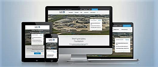 FSF website on mobile devices