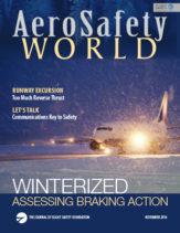 AeroSafety World November 2016 Cover