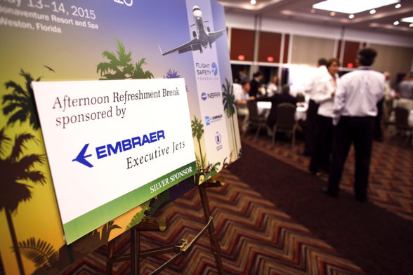 embraer sponsor photo