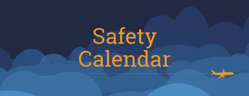 Aviation Safety Events | November 2018 - Flight Safety