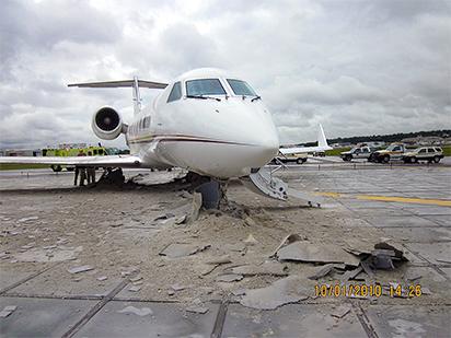 Emas Avoidance Flight Safety Foundation