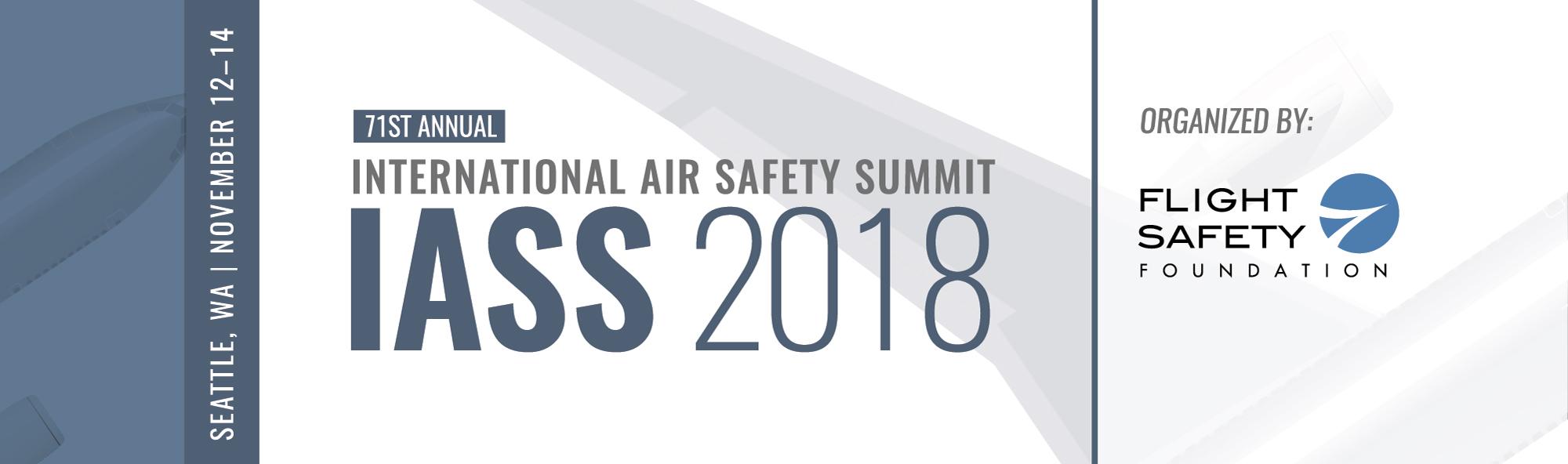 IASS 2018