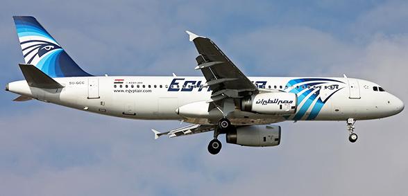 Egyptair Flight 804