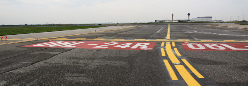 Toronto runway