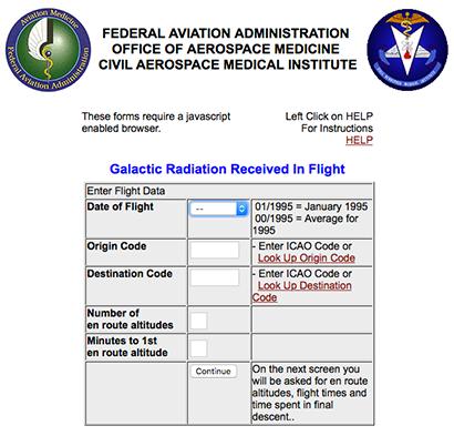 Radiation Exposure - Flight Safety Foundation