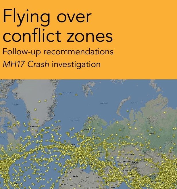 Dutch conflict zone report