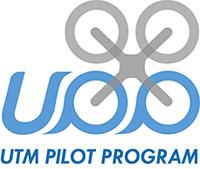 UAS Traffic Management Pilot Program logo