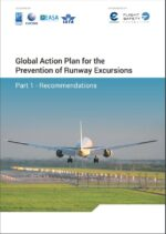 Cover of GAPPRE report showing aircraft landing