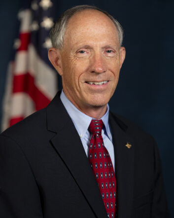 NTSB Vice Chairman Bruce Landsberg
